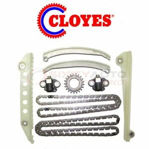 Cloyes Front Engine Timing Chain Kit For 2005 2010 Ford Mustang Valve Hf