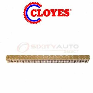 Cloyes Engine Timing Chain For 1968 1986 Chevrolet C20 Suburban Valve To
