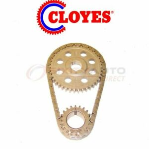 Cloyes Engine Timing Set For 1994 2004 Ford Mustang 3 9l V6 Valve Train Wp