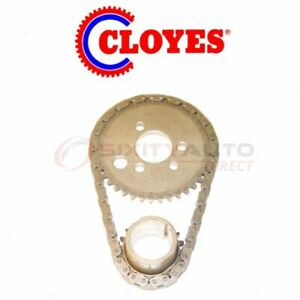 Cloyes Engine Timing Set For 1988 1990 Buick Lesabre Valve Train Rn