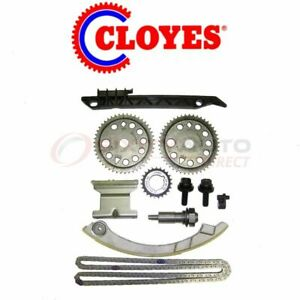 Cloyes Front Engine Timing Chain Kit For 2002 2005 Chevrolet Cavalier Tb
