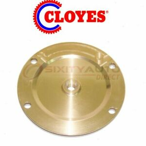 Cloyes Engine Timing Cover For 1968 1974 Chevrolet P30 Van Valve Train Lw