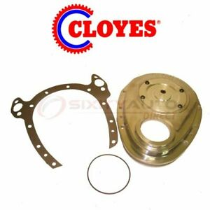 Cloyes Engine Timing Cover For 1975 1979 Chevrolet Monza 4 3l V8 Valve Kv