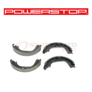 Power Stop Drum Brake Shoe For 2000 2003 Toyota Tundra 3 4l 4 7l V6 V8 Kit Ag