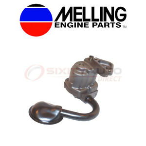 Melling Stock Oil Pump For 1991 1996 Pontiac Grand Prix 3 4l V6 Engine Fy