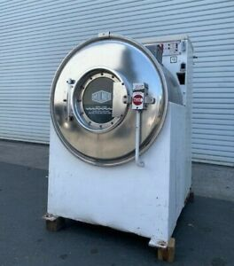 Milnor Commercial Washer 35lb S n Aal5820411 M n 30015c4a refurbished