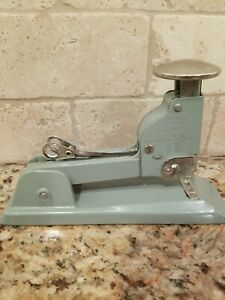 Vintage Swingline Speed Stapler No 13 Made In Usa Heavy Duty Tested And Works