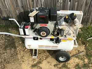 Loadstar Portable Diesel Powered Air Compressor
