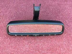2013 2014 Hyundai Sonata Rear View Mirror Homelink Auto Dim Compass Temperature
