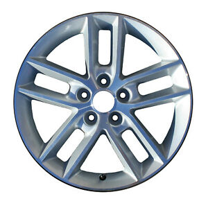 05333 Refinished Chevrolet Impala 2008 2013 18 Inch Wheel Machined And Silver