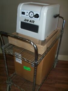 Jun Air Oil less Air Compressor System 87r 4p New In Box