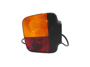 6256755m91 Right Hand Rear Tractor Light Unit For Massey Ferguson Gc1715