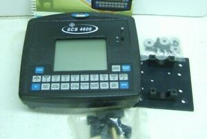 Raven Scs 4600 Rate Controller new From Caseih miller