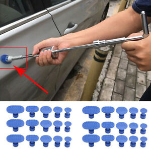 30x Car Body Dent Removal Pulling Tabs Repair Tools Glue Puller Tabs Accessories