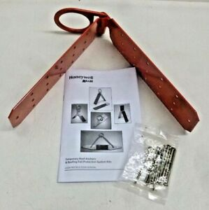 Honeywell Miller Roof Anchor 420 Lb Weight Capacity 20 1 2 L 3 W Ra24 1