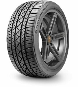 4 New Continental Surecontact Rx P235 45r17 Tires 2354517 235 45 17