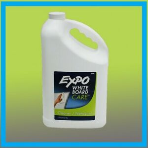 Expo White Board Cleaner Bottle Gallon Care Dry Erase Surface