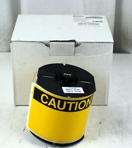 Brady B30 25 595 oshaca Caution Pre cut Vinyl Printer Labels 175 Per Roll