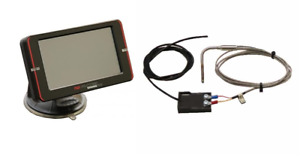 Raceme Ultra Programmer With Pyrometer For 2007 5 2018 Dodge Cummins 6 7l
