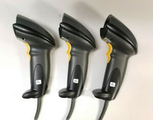 Lot Of 3 Motorola Zebra Ds6708 sr20007zzr Barcode Scanner tested