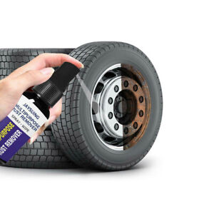 Car Rust Remover Derusting Spray Rust Inhibitor Maintenance Cleaning Accessories