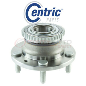 Centric C tek Wheel Bearing Hub Assembly For 1992 1995 Mazda 929 3 0l V6 Xx