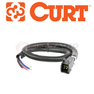 Curt 51516 Trailer Brake Control Harness For Towing Electrical Connector Jk