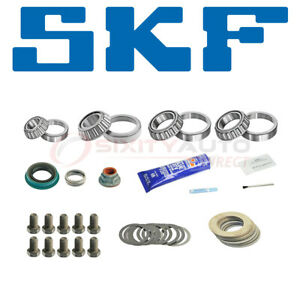 Skf Axle Differential Bearing Seal Kit For 2008 2010 Ford Explorer Sport Lf
