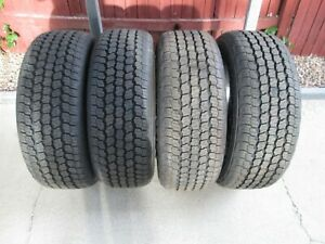 4 New 275 55 20 Goodyear Wrangler Adventure At Kevlar Tires 275 55 20