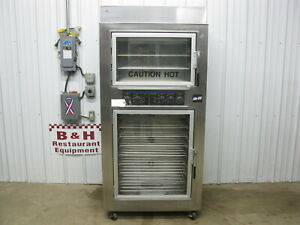 Nu vu Bakery Bread Convection Oven W Proofer Sub 123