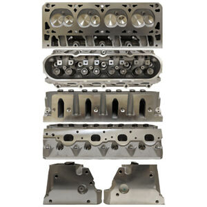 Gm Ls1 ls2 Cylinder Head 69cc Cathedral Port