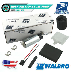 Walbro Gss342 255lph High Pressure Psi Intake Racing Fuel Pump Universal Us
