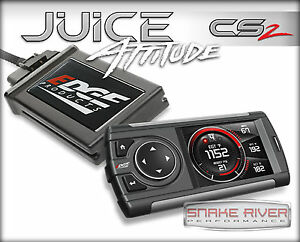 Edge Tuner Cs 2 Juice With Attitude For 04 5 05 Chevy Gmc 6 6l Duramax Diesel