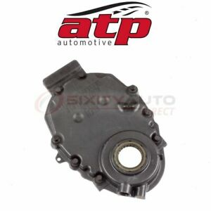 Atp Engine Timing Cover For 1996 2000 Chevrolet K3500 Valve Train Oh