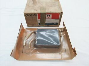 Nos 1964 65 Chevy Pick up Truck C K 10 20 Standard Hvac Heater Core Gm 3005395