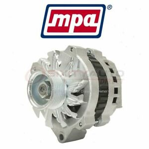 Mpa Alternator For 1991 1993 Gmc Sonoma Electrical Charging Starting Ea