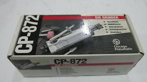 Chicago Pneumatic Die Grinder Cp 872