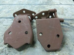 Fairlane Comet Falcon Door Hinges Lh Side Used