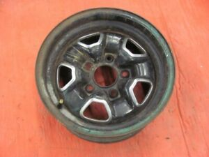 1972 72 Oldsmobile Olds 442 Cutlass 14x7 Ss Ii Rally Wheel Rim Dated M51 10 5 Ma