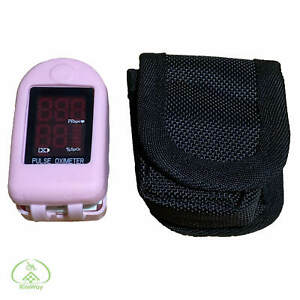 3b Pulse Oximeter With Lanyard Carry Case Free Same Day Shipping
