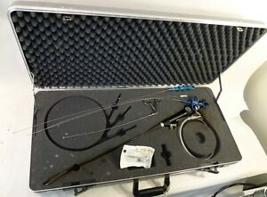 Gyrus Acmi Acn 2 Flexible Cystonephroscope W Case forceps as is Used Condition