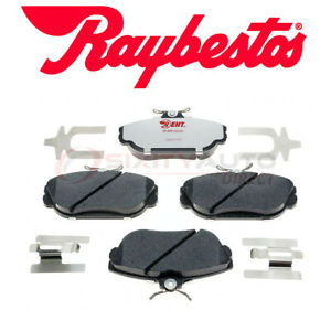 Raybestos Hybrid Technology Disc Brake Pads For 1993 1994 Lincoln Ul