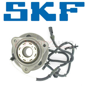 Skf Wheel Bearing Hub Assembly For 1998 2000 Mazda B4000 4 0l V6 Axle Yv