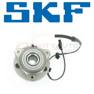 Skf Wheel Bearing Hub Assembly For 2010 Mazda B4000 4 0l V6 Assembly Hub Qc