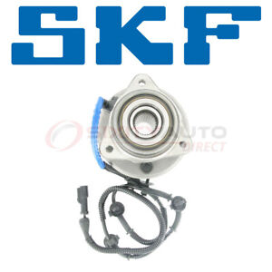 Skf Wheel Bearing Hub Assembly For 2000 2002 Mazda B4000 4 0l V6 Lh