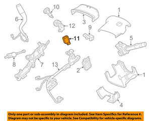 Gm Oem Steering Column ignition Switch 84126104