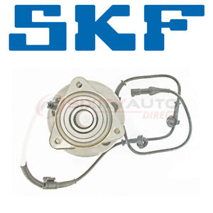 Skf Wheel Bearing Hub Assembly For 2003 2009 Mazda B4000 4 0l V6 Xh