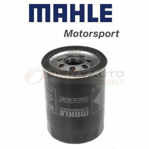 Mahle Engine Oil Filter For 2004 2006 Buick Rendezvous Oil Change Jc