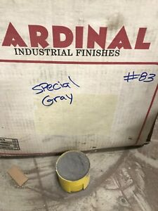 83 Special Gray Powder Coating Paint New 1lb