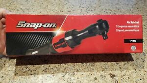 New Snap On 3 8 Drive Super Duty Pnuematic Air Ratchet Ptr72